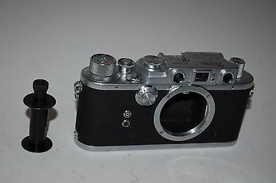 Nicca-3S Vintage Japanese Rangefinder Camera. Serviced. 70404. UK Sale