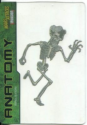 Mars Attacks Invasion Anatomy Of A Martian Chase Card #1