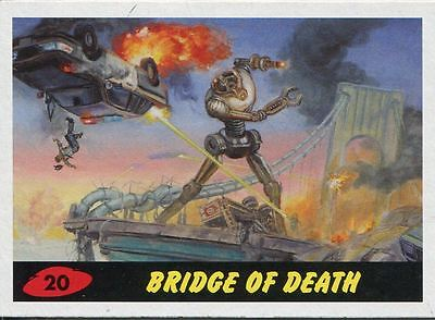 Mars Attacks Invasion Heritage Parallel Base Card #20