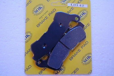 FRONT BRAKE PADS fits HONDA NSS 250 Forza, 04-15 NSS250 NSS250C NSS250D NSS250A