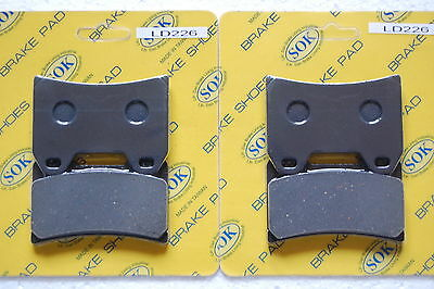 FRONT BRAKE PADS fits DUCATI Sport Touring ST2 ST3 ST4  1997-2008