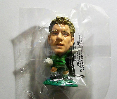 Microstars MANCHESTER UTD (GOAL) SCHMEICHEL Japan S10 Legends GREEN BASE MC4132