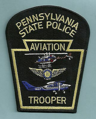 Pennsylvania State Police Aviation Division Patch