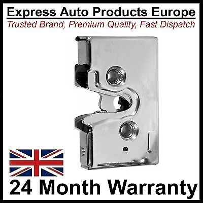 Right Front Door Lock Mechanism VW UK Driver Side
