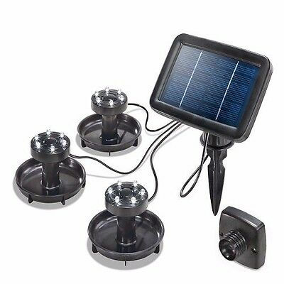 Led Solar Pond Luminaire Solar Light Solar Lamp Spot Underwater Lighting