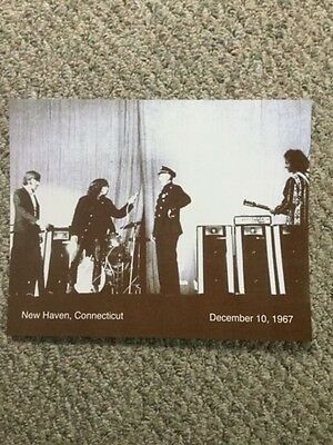 Jim Morrison With The Doors  getting arrested on stage in New Haven Sepia Poster
