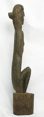 ANCESTOR FIGURE TIMOR TRIBAL ARTIFACT SCULPTURE mid to late 20th C