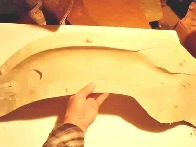 "30"" MUSKY FISH -  fiberglass reproduction blank"