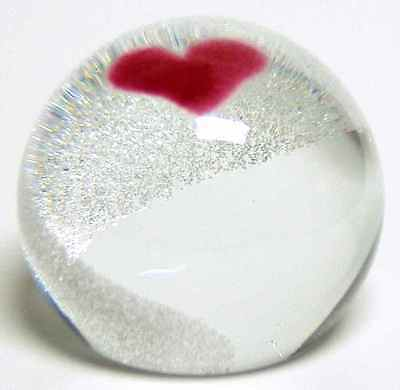 Caithness Glass SWEETHEART Paperweight 5594407