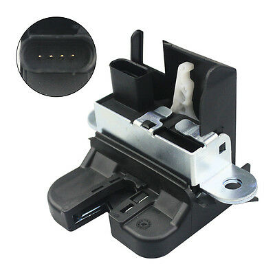 For VW Volkswagen Touran Tailgate Boot Lid Lock Latch 1T0827505H 1T0827505F Car