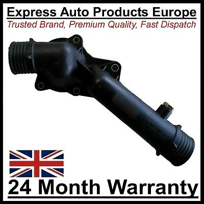 BMW 5 Series E39 520i 523i 528i Thermostat Housing Water Coolant Flange