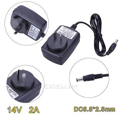 DC 14V 2A Power Supply Charger Adaptor Switching Transformer Adapter for Speaker