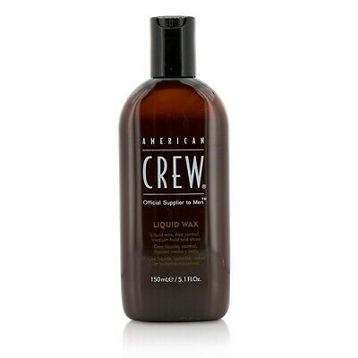 American Crew Men Liquid Wax (Hair Control, Medium Hold and Shine) 150ml Mens