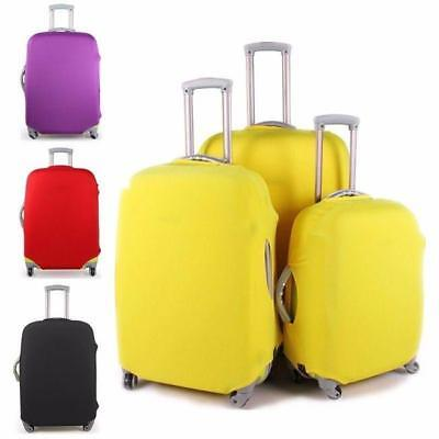 """Fit 18""""- 30"""" Elastic Luggage Protector Suitcase Cover Bags Dustproof NEW BS"""