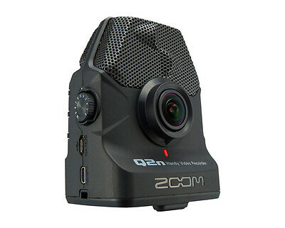 Zoom Q2n Handy Video Recorder (NEW)