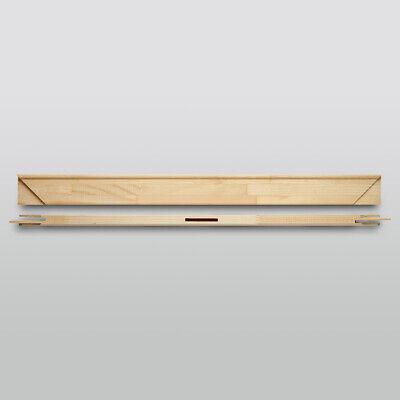 Jackson's : Museum Stretcher Bar Pair : 20x50mm : 100cm (39in Approx.) : With Ho