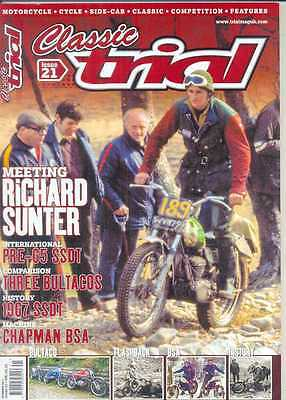 CLASSIC TRIAL MAGAZINE - Issue 21 (NEW COPY)
