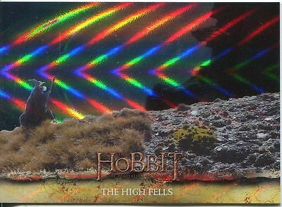 The Hobbit Desolation Of Smaug Parallel Foil Base Card #24