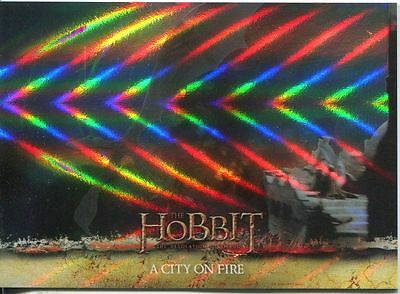 The Hobbit Desolation Of Smaug Parallel Foil Base Card #40