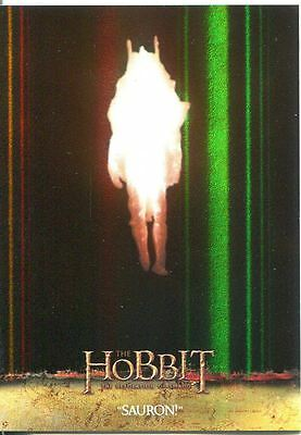 The Hobbit Desolation Of Smaug Parallel Foil Base Card #59
