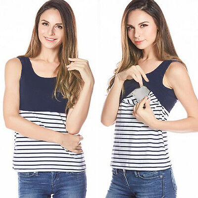 USA Maternity Clothes Pregnant Women Nursing Top T-shirtBreastfeeding Clothes