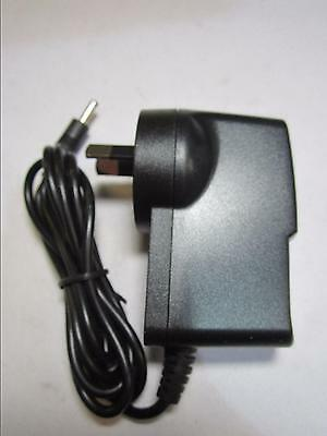 AUS AU 6V Mains AC Adaptor Charger Gear 4 PG-447 Street Party 4 Iphone/Ipod Dock