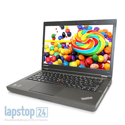 Lenovo ThinkPad T440p Core i5-4200M 2,5GHz 4Gb 500GB Windows10 1600x900 Webcam *