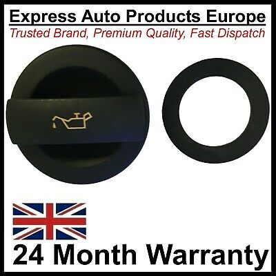 Oil Filler Cap With Seal VW Golf Mk5 1.9 2.0 TDI VW T5 Transporter 1.9 TDI
