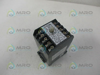 Skymatic Control Gfr-2 Ground Fault Protection Relay *new No Box*
