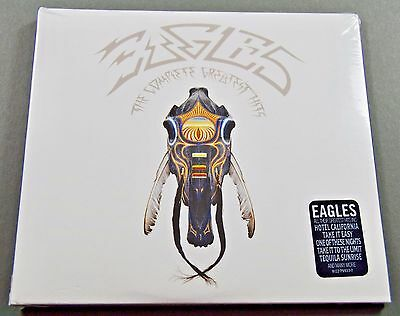 The Eagles - Complete Greatest Hits 2 CD Set - NEW & SEALED Digipack Very Best