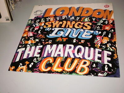 Jimmy James / The Alan Bown Set - London Swings Live At The Marque Club - Lp -