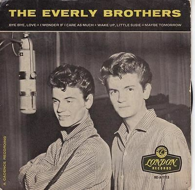 """The Everly Brothers E.P 7"""" : Everly Brothers"""
