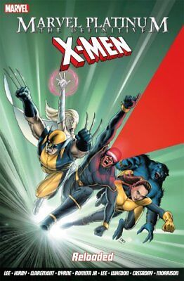Marvel Platinum: The Definitive X-Men Reloaded 9781846537059 (Paperback, 2016)
