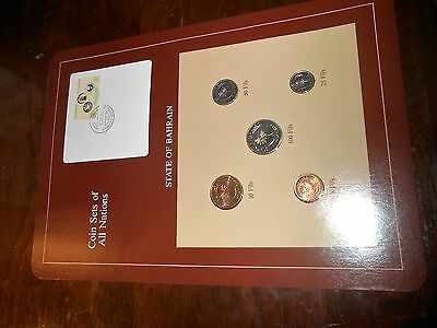 Nice Coin Sets Of The All The Nations State Of Bahrain Coin Set