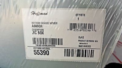 New Hoffman A606Ch Electrical Box 55390
