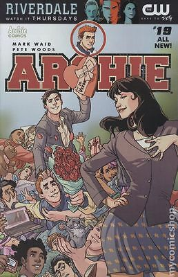 Archie (2015 2nd Series) #19A FN