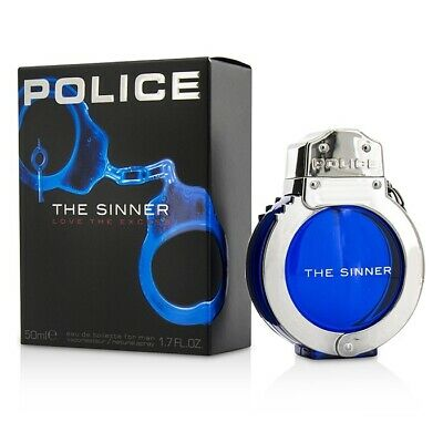 Police The Sinner EDT Spray 50ml Men's Perfume