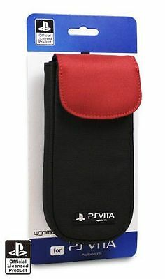 WTT - Pochette Clean 'n' Protect pour PS Vita - rouge - [SPC9000RED] NEUF