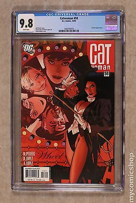 Catwoman (2002 3rd Series) #58 CGC 9.8 1465795010