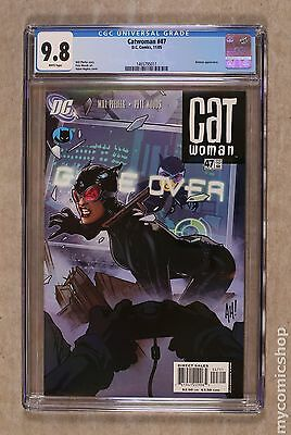 Catwoman (2002 3rd Series) #47 CGC 9.8 1465795011