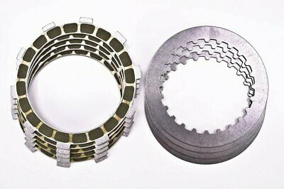 Kev. 02-04 Honda VTX1800C Barnett Friction and Steel Clutch Plates kit