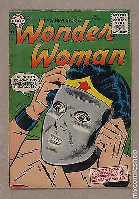 Wonder Woman (1942-1986 1st Series DC) #80 GD 2.0