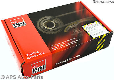 Citroen C4 C5 DS3 DS4 DS5 1.6 Petrol Timing Chain Kit Engine Belt WITH VVT