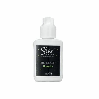 Star Nails Builder Resin 14g Thick Easy To Use Professional Nail Kit
