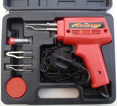 Electric Soldering Gun Set / Iron Kit 100w