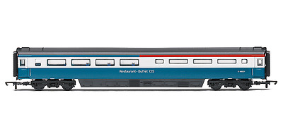 Hornby R4594 BR Intercity Blue Grey MK3 Coach Buffet With Lights
