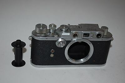Nicca-3S Vintage Japanese Rangefinder Camera. Serviced. 57198. UK Sale
