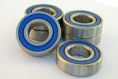608-2RS STAINLESS STEEL RUBBER SEALED BEARING 8x22x7mm