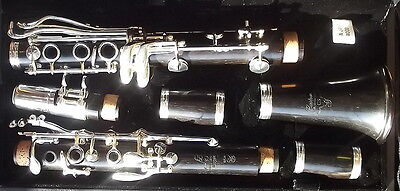 YAMAHA YCL CS CUSTOM Bb CLARINET, TOP PRO MODEL