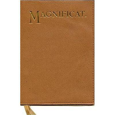 Leather Cover for Magnificat Booklet New